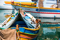 boats and colours