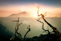 Indonesia - Kawah Ijen dawn - 1